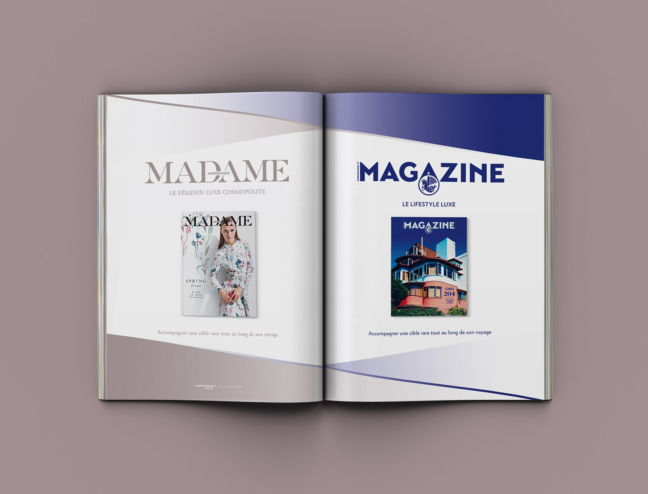 Air France Madame + Magazine